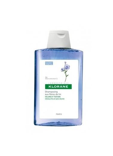 Klorane Klorane Shampooing Lin 200ml Renksiz